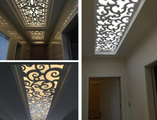 Jali For Ceiling